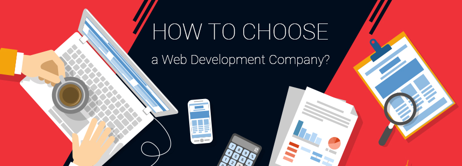 Easy step to choose right website development company   Website