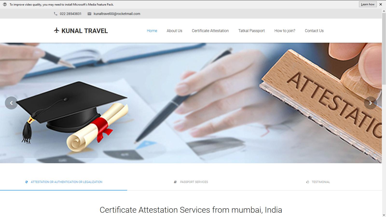 Web | Website design & development company in surat  Mobile
